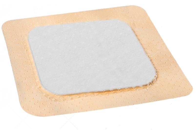 Fibrosol Ag Foam Gentle